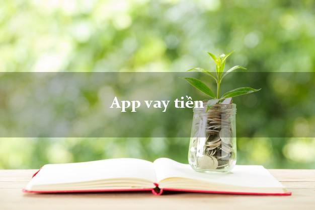App vay tiền