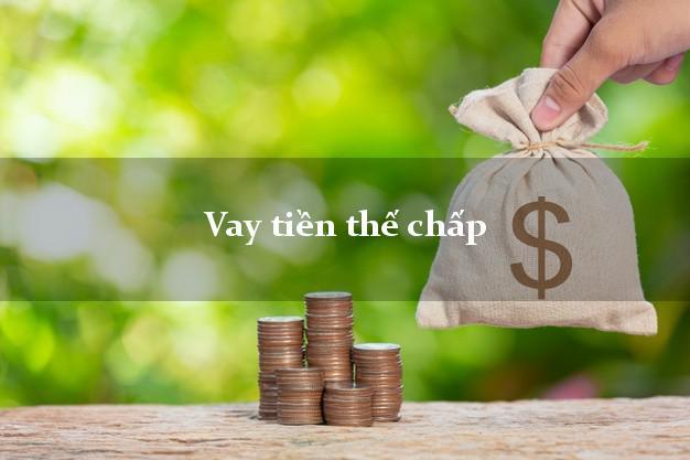 Vay tiền thế chấp đơn giản