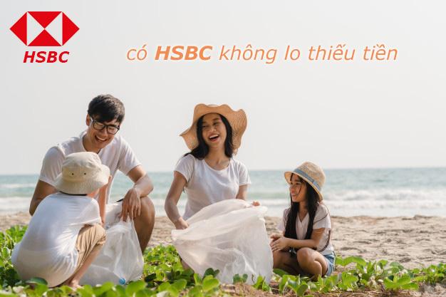 Hướng dẫn vay tiền HSBC lãi suất thấp